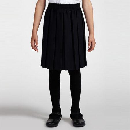 d4d1ca93f1 Black Box Pleated Skirt | Debonair Schoolwear