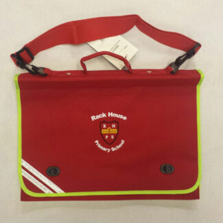 Red Primary School Book Bag | Debonair Schoolwear