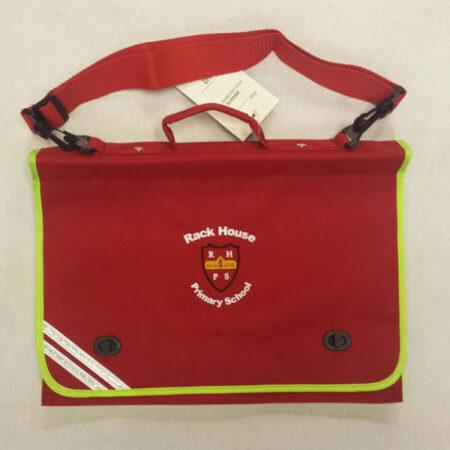 24599a182b Rack House Primary School Book Bag | Debonair Schoolwear