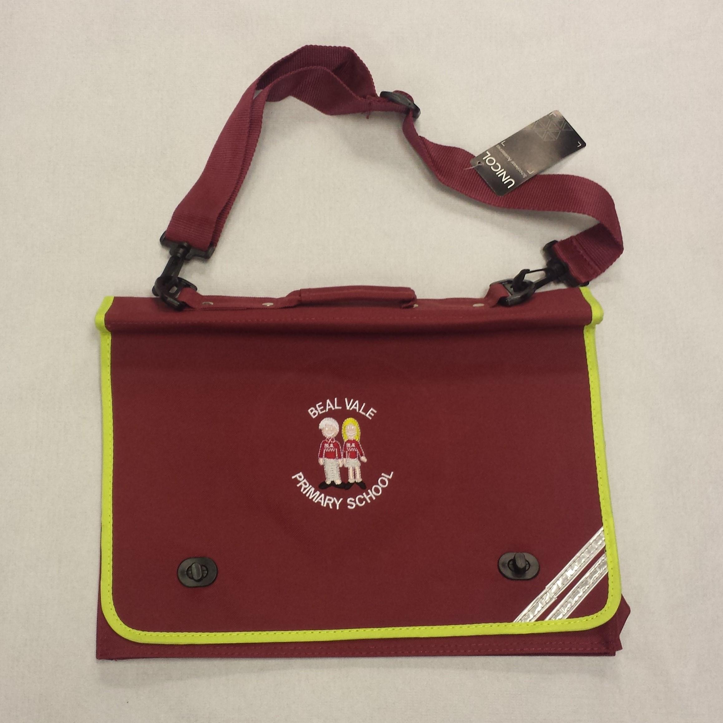 806bcf2ebb Beal Vale Primary School Book Bag